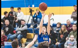 Cale Sorensen led the Vikings with 21 points.
