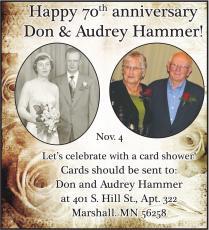 Hammer anniversary