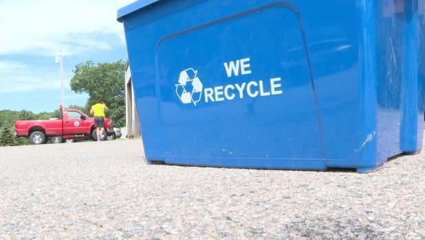 Due to a lack of a quorum, the Lyon County Board decided to set a special meeting to approve an agreement with Southwest Sanitation for curbside recycling collection services.