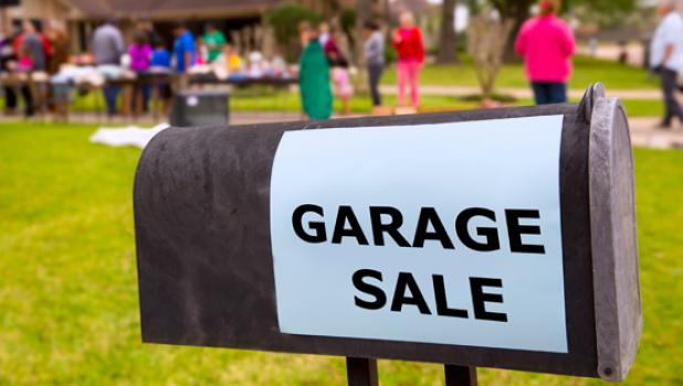 Start cleaning out your closets, attics and garages. After a one-year hiatus, the Mascot is happy to announce that the 10th annual City-Wide Garage Sale will return on Friday and Saturday, April 30 and May 1.
