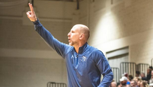 Chad Johnston has guided the girls basketball program to 3 state titles and owns a 425-111 career record in 19 seasons. He has also coached the football team for the past 18 seasons and has won four state titles during 167-38 career.