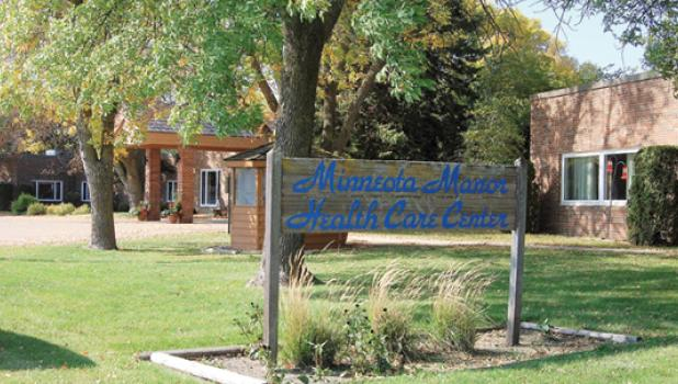 The Minneota Manor was first opened in 1972.