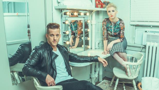Country duo Thompson Square, husband and wife duo Keifer and Shawna Thompson, are bringing their electric live show, delivering thrilling country rock and melodic ballads, to the Chippewa County Fair in Montevideo, MN on Thursday, August 1.