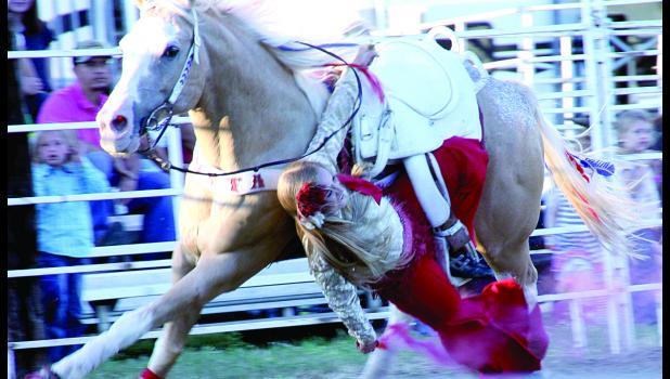 Trcik Rider Dusta Kimsey