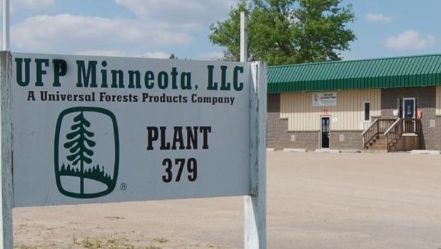 UFP Minneota is located along Highway 68 on the east side of Minneota.