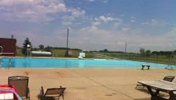 In what many thought was an out of reach goal to raise the money to resurface the community swimming pool has come to fruition.