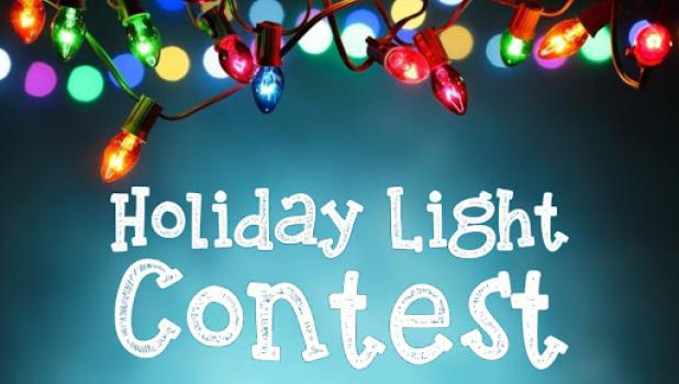 Make plans to enter our holiday lighting contest!