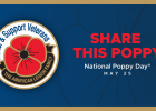 Poppies are available this week around Minneota and Taunton.