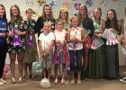 Minneota was well represented at 4-H Clothing Day.
