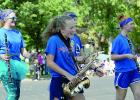 Minneota Band performing.