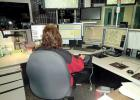 The Lyon County dispatchers center is the heart of communications in Lyon County.