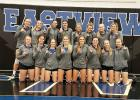 Minneota continues to show why it's among the elite teams in the state, sweeping five opponents en route to capturing the Eastview Volleyball Invitational title this past weekend.