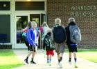 The Minneota Elementary School will be the subject of renovation this spring and summer.