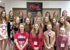 Members of the Minneota FCCLA had a very successful state conference.