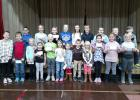 The St. Edward School Fire Poster Contest Winners