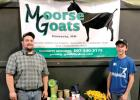 Garrett Moorse and Josh Schuelke of Minneota just spent a week in Columbus, Ohio with the best dairy goats and breeders in the country at the annual American Dairy Goat Association National Show and Convention.