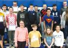 The following students participated in the Geography Bee on Thursday.