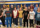 The Minneota Geography participants and winners.