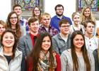 On Sunday, Hope Lutheran Church presented scholarships to students who were active members of the church.