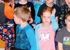It was PJ day for February Love to Read Month at the Minneota school.