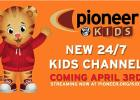 Pioneer TV announces new kids channel.