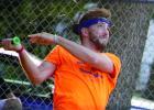 Porter's softball got underway Friday night.