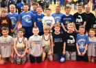 Members of the Minneota Youth Wrestling Team are headed to state!