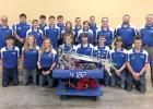 Members of the Minneota Robotics team (Photo identifications located at bottom of the story.)