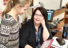 Teacher Mary Ann Horner talked with Natalie Ratajczak about the Scavenger Hunt.