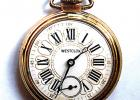 Scott Thoma's father's watch.
