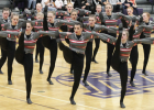 Canby-Minneota finished 5th in high kick at the section 3A meet on Saturday.