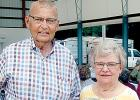 Daryl and Geneva Swan of Balaton were named the Lyon County Outstanding Citizens of the Year at the Lion County Fair.