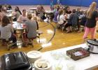 It's become an annual event and Monday the Bethel Fellowship Church held a lunch for the teachers at the Minneota Public School.