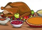 Minneota's big Thanksgiving Community Feast at Bethel Fellowship Church starts at noon on Thursday — Thanksgiving Day!