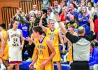 There was a lot of emotion in the Minneota gym.