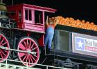 Bobby Vasquez drives the train for the Astros.