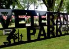 Veteran's Park in Minneota