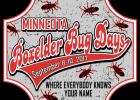 Boxelder Bug Days t-shirts will be available at Brad's Market beginning on Monday, July 31.