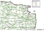 The Minnesota Department of Transportation will end spring weight restrictions in the southeast and metro frost zones April 30. Spring weight restrictions will end May 1 in the south zone.
