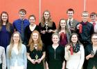 Members of the Viking Speech team at SMSU.