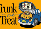 """Get your goodies ready and your trunks cleaned out. It's time for """"Trunk or Treat"""" again in Minneota."""
