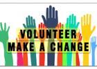 Be a volunteer!