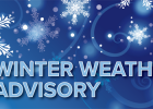 WINTER WEATHER ADVISORY REMAINS IN EFFECT FROM 6 P.M. THIS EVENING TO NOON CST TUESDAY